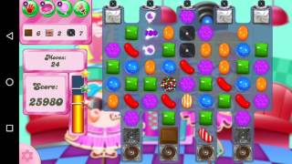 Candy Crush Saga Level 1447 Walkthrough