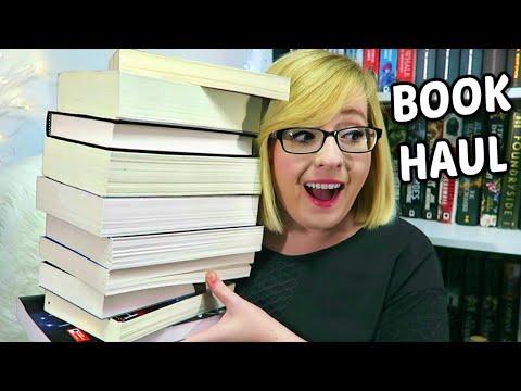 Adult Fantasy/Scifi Book Haul!
