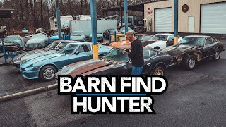Mazda_RX-7s,_RX-5s,_RX-3s_and_Datsun_Z-Cars_|_Barn_Find_Hunter_-_Ep._74