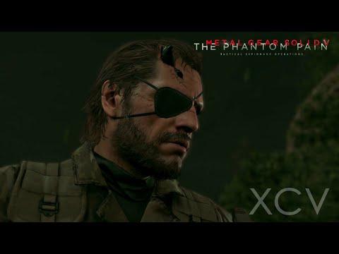 Metal Gear Solid V: The Phantom Pain Walkthrough Part 18 · Episode 13: Pitch Dark [60fps]
