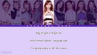 Download Mp3 Twice  트와이스  - Tt  Tak Remix   Han/rom/eng  Color Coded Lyrics   Spectral Kpop