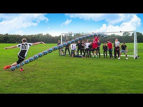 FOOTBALL VS FANS!!