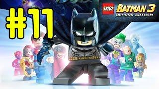 Let's Play LEGO Batman 3: Beyond Gotham (#11) (KID GAMING)