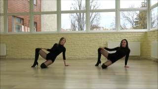 High Heels by Katya Go / Burak Yeter – Tuesday /DANCE-CITY