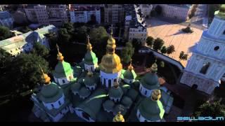 Софийский Собор. Kyiv. St. Sophia's Cathedral(http://selladium.com.ua/ сьемки с квадрокоптера продажа сервисное обслуживание квадрокоптеров любой сложности +380973018084., 2015-08-26T15:37:13.000Z)