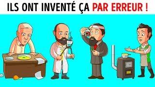 15 Inventions Accidentelles Sans Lesquelles tu ne Pourrais Vivre