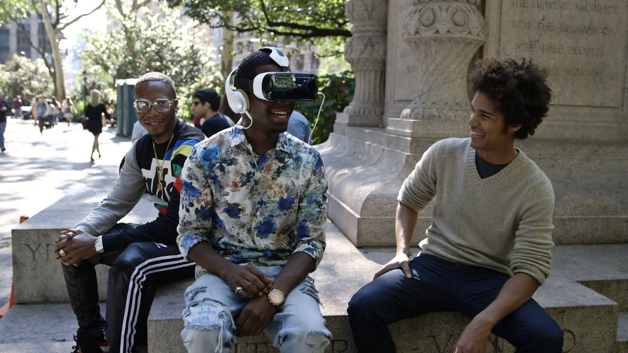 Gear VR -- First Look