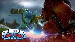 Skylanders Trap Team Officiel : La Découverte [FR] l Skylanders Trap Team l Skylanders