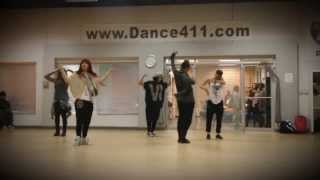 Meek Mill (feat. Wale, Trey Songz and DJ Sam Sneaker) - Face Down | Zoe Earl Choreography