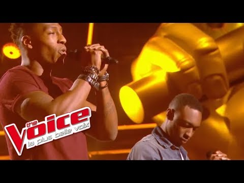 Fonetyk & Dama « Cosmo » (Soprano)   The Voice France 2017   Blind Audition