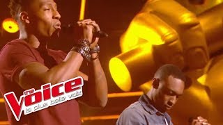 Fonetyk & Dama « Cosmo » (Soprano) | The Voice France 2017 | Blind Audition