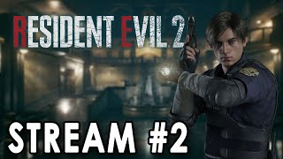 Scaring the pants outta ya, with Cami and Katana [Resident Evil 2 Remake] - Part 2