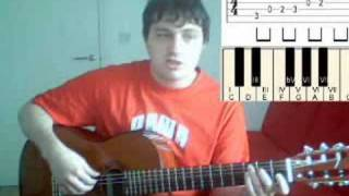 Урок 1 (про трезвучия и аккорды)