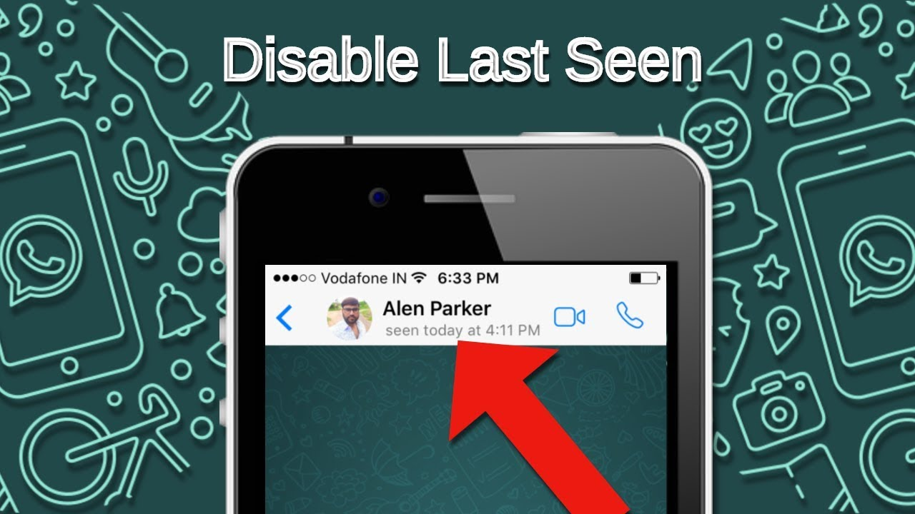 How To Disable Last Seen on WhatsApp iPhone