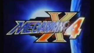Mega Man X4 Sweet Victory AMV