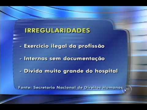 Relatório recomenda fechamento de um dos hospitais psiquiátricos em Sorocaba de YouTube · Duração:  1 minutos 37 segundos