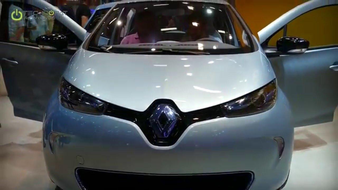Renault ZOE Zen Elektrikli Otomobil - YouTube