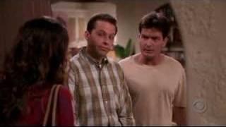 Two and a Half Men - Jake's Behavior