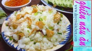 Cách Làm Khoai Mì Quết Mỡ Hành By Duyen's Kitchen | Ghiền Nấu Ăn