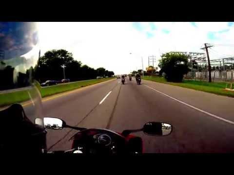 Bike Ride Evansville
