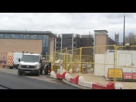 lincoln transport hub construction