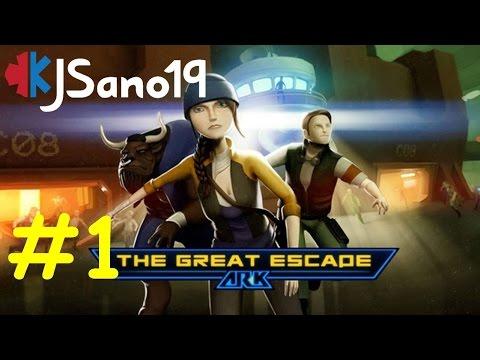 AR-K:The Great Escape - Episode 1 - Adventure On! (Full Playthrough/Walkthrough)