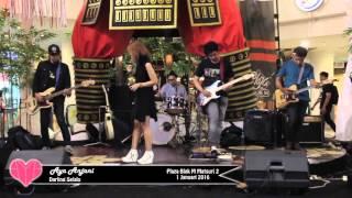Aya Anjani - Darling Selalu At Plaza Blok M Matsuri 2 1 Januari 2016