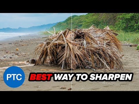 How To SHARPEN Images In Photoshop - Sharpening FULLY EXPLAINED