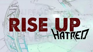 HATRED - Rise Up (official Lyric Video)