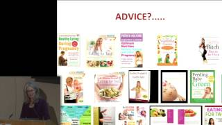 Nutrition & Fitness Before & During Pregnancy