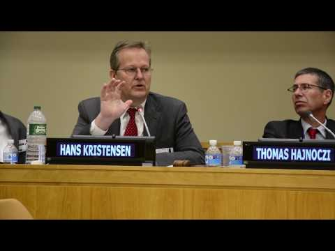 UN Nuclear Weapons Ban Side Session-The Road Back to the Nuclear Brink