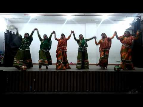 Folk Dance by Gyan mandir public school