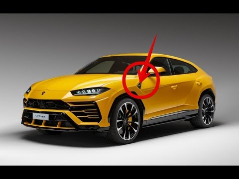 Lamborghini Urus 2018 Review - Interior Exterior & Price - The World's Best SUV