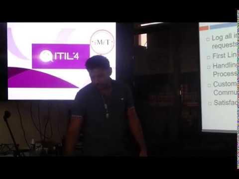 ITIL PRESENTATION-2 @ IMIT 2020