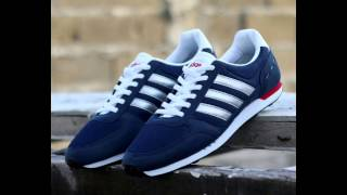 SNEAKERS Adidas Neo City Racer ORIGINAL Unboxing & Review (Bahasa Indonesia)