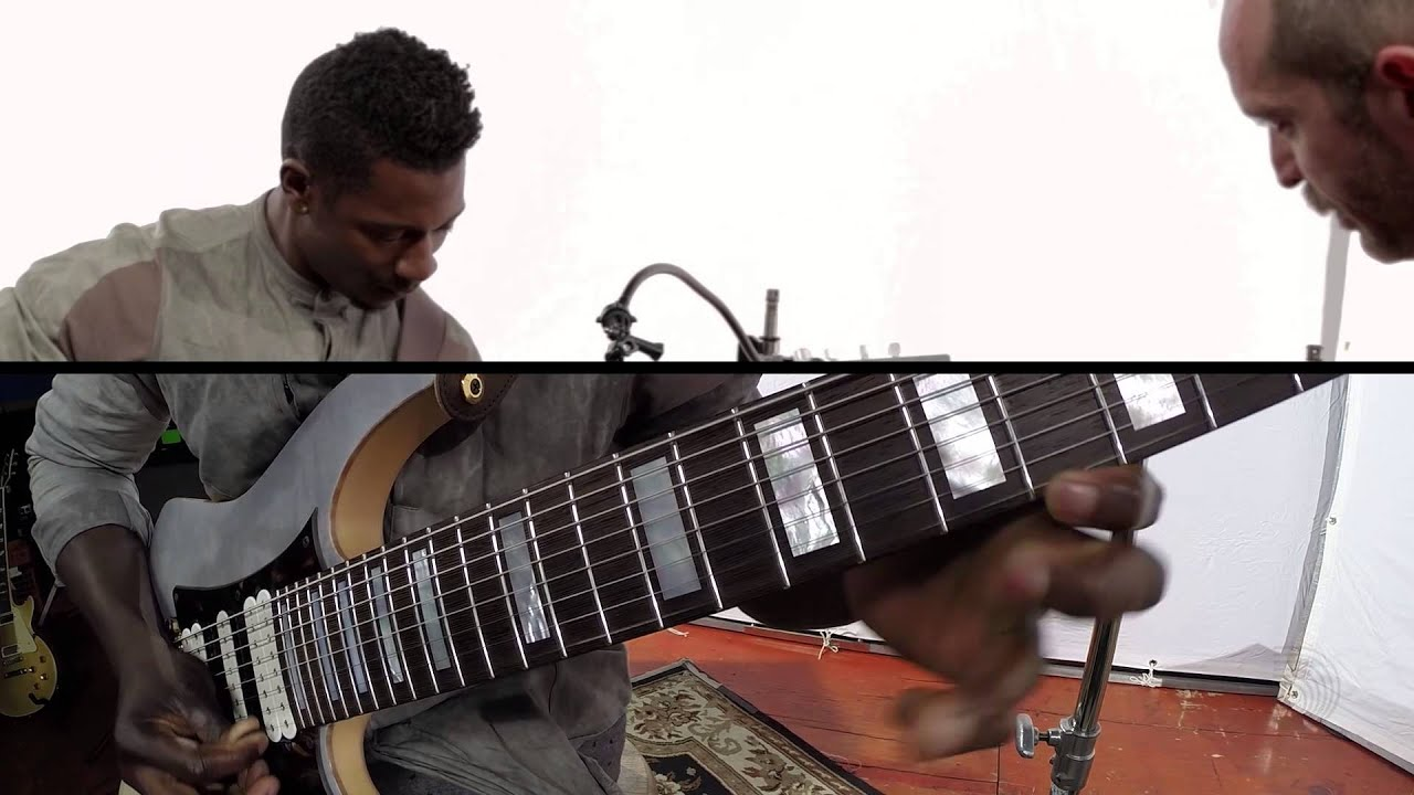 guitar power ep 1 featuring tosin abasi youtube