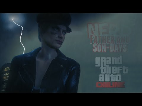 Nerd³'s Father and Son-Days - The Dark Hunt - GTA Online