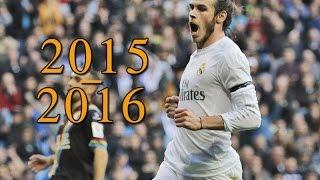 Gareth Bale ✪Magic Skills Show 2015/2016 HD✪ ©KrunoKovacevic