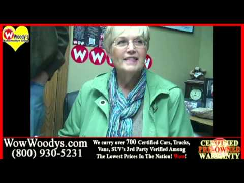 Join Beverly and Howie from Lenexa, KS to hear how they were Wowed at @WowWoodys