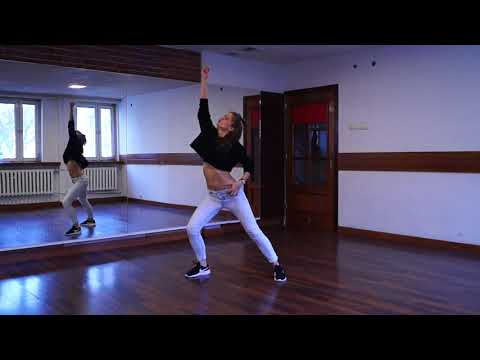Mr Eazi & Major Lazer - Leg Over (remix)- Dancehall choreography by Monika Tokarska