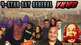 4-Star Gay General [Dan Soder, Michelle Wolf, Dante Nero, Matteo Lane]