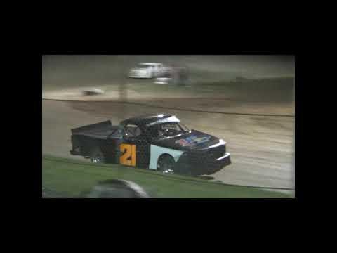 Dirt Truck Amain @Stuart Speedway Jake Durbin Memorial 05/15/19