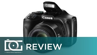 CANON Powershot SX540 HS Digital Point amp Shoot Camera 50x Optical Zoom Built-In Wi-Fi amp NFC