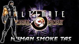 Ultimate Mortal Kombat 3 Arcade   Human Smoke [TAS]