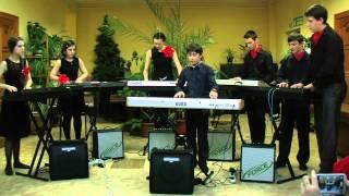 оркестр «CASI Ока», г  Рязань   Дуэт Шахрияра и Шахеразады из 1001 ночь