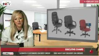 Executive Chairs Video Guide|euroffice