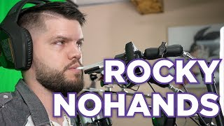 RockyNoHands: The Gamer Who Can Beat You With His Mouth | Twitch Documentary Preview | Stream On thumbnail