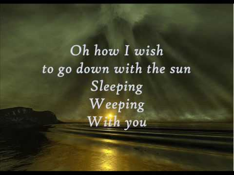 Nightwish Sleeping sun Lyrics