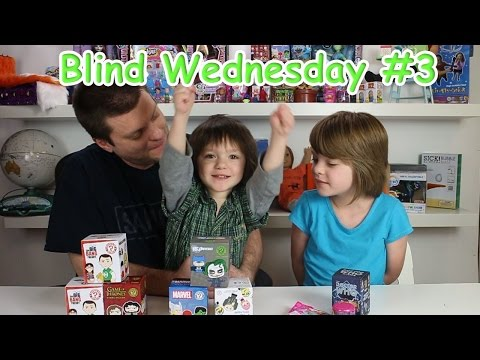 Wednesday Blinds (Despicable Me, Big Bang, MLP Fashems) Day