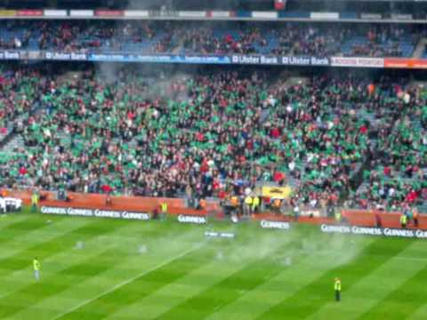 Croke Park Dublino - Six Nations Rugby - Irlanda vs Italia | www.tuttoirlanda.com